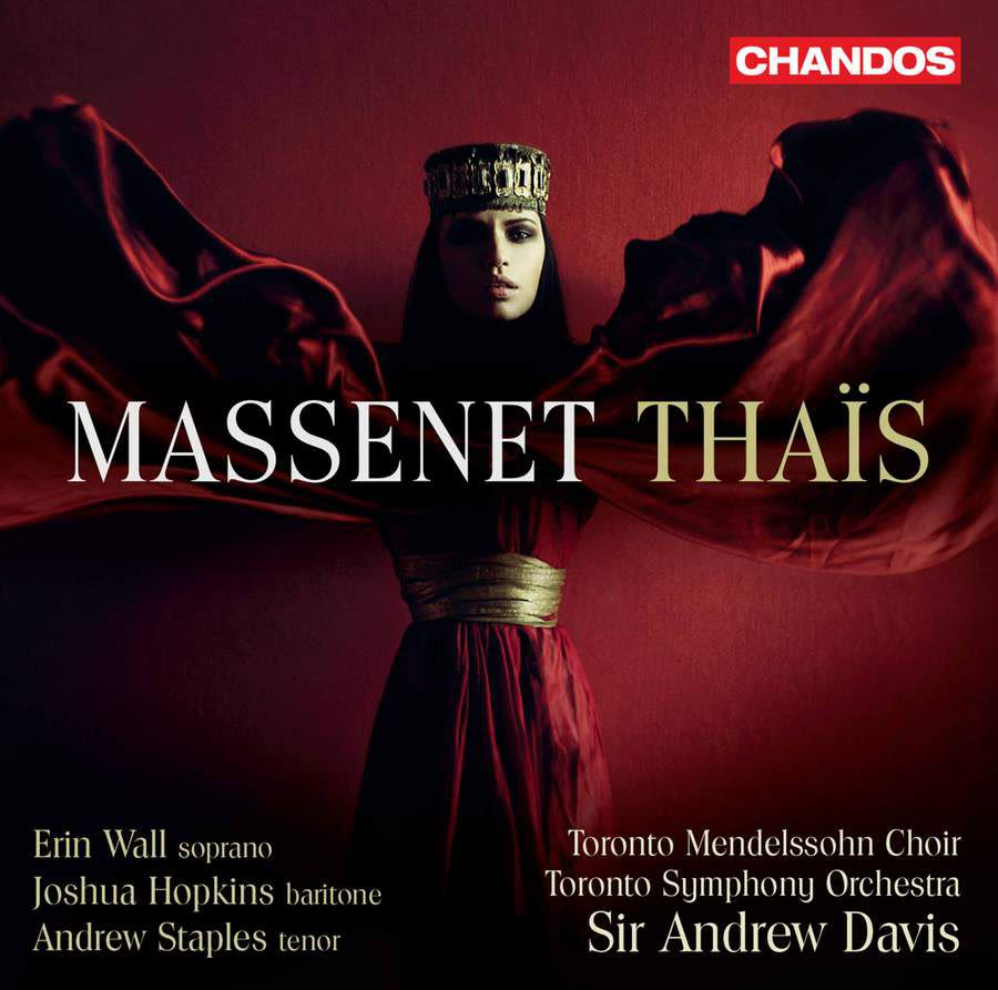 Photo No.1 of Massenet: Thaïs