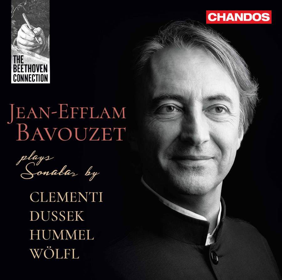 Photo No.1 of Bavouzet - The Beethoven Connection
