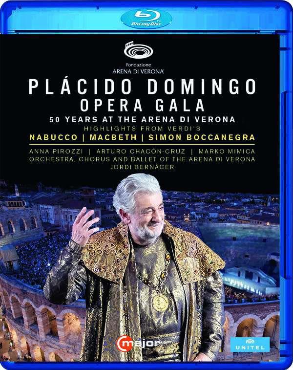 Photo No.1 of Placido Domingo - Opera Gala