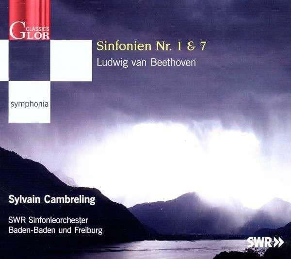 Photo No.1 of Beethoven: Symphonies Nos. 1 & 7
