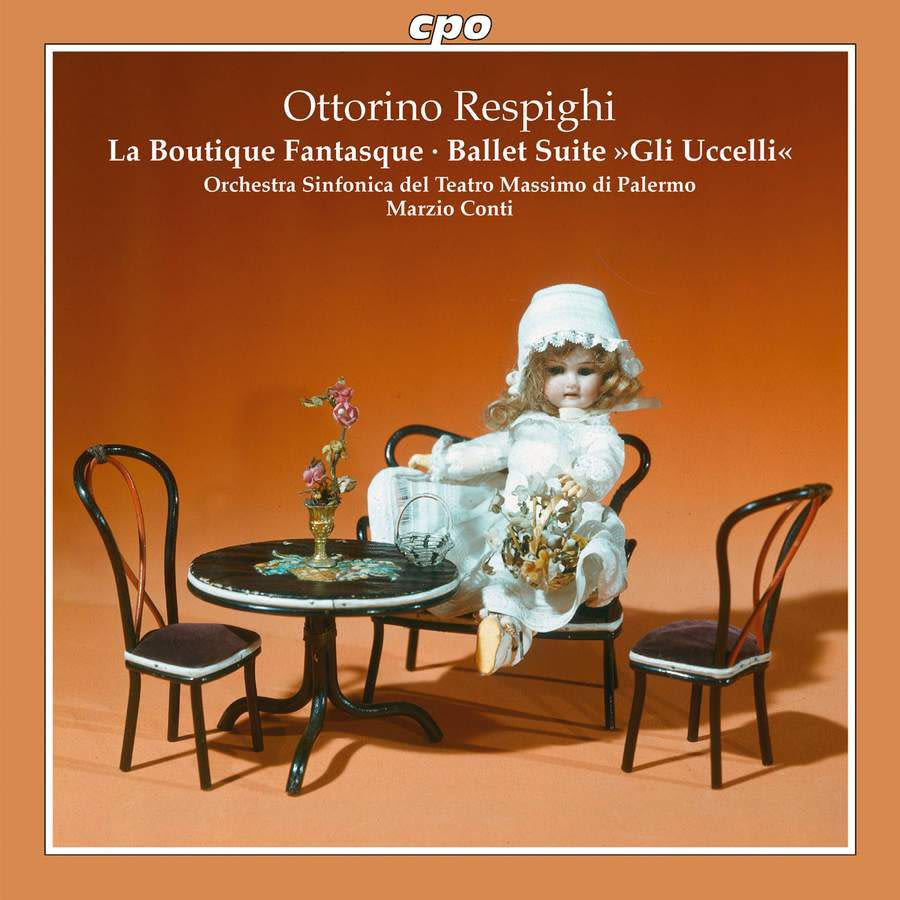 Photo No.1 of Respighi: La Boutique Fantasque