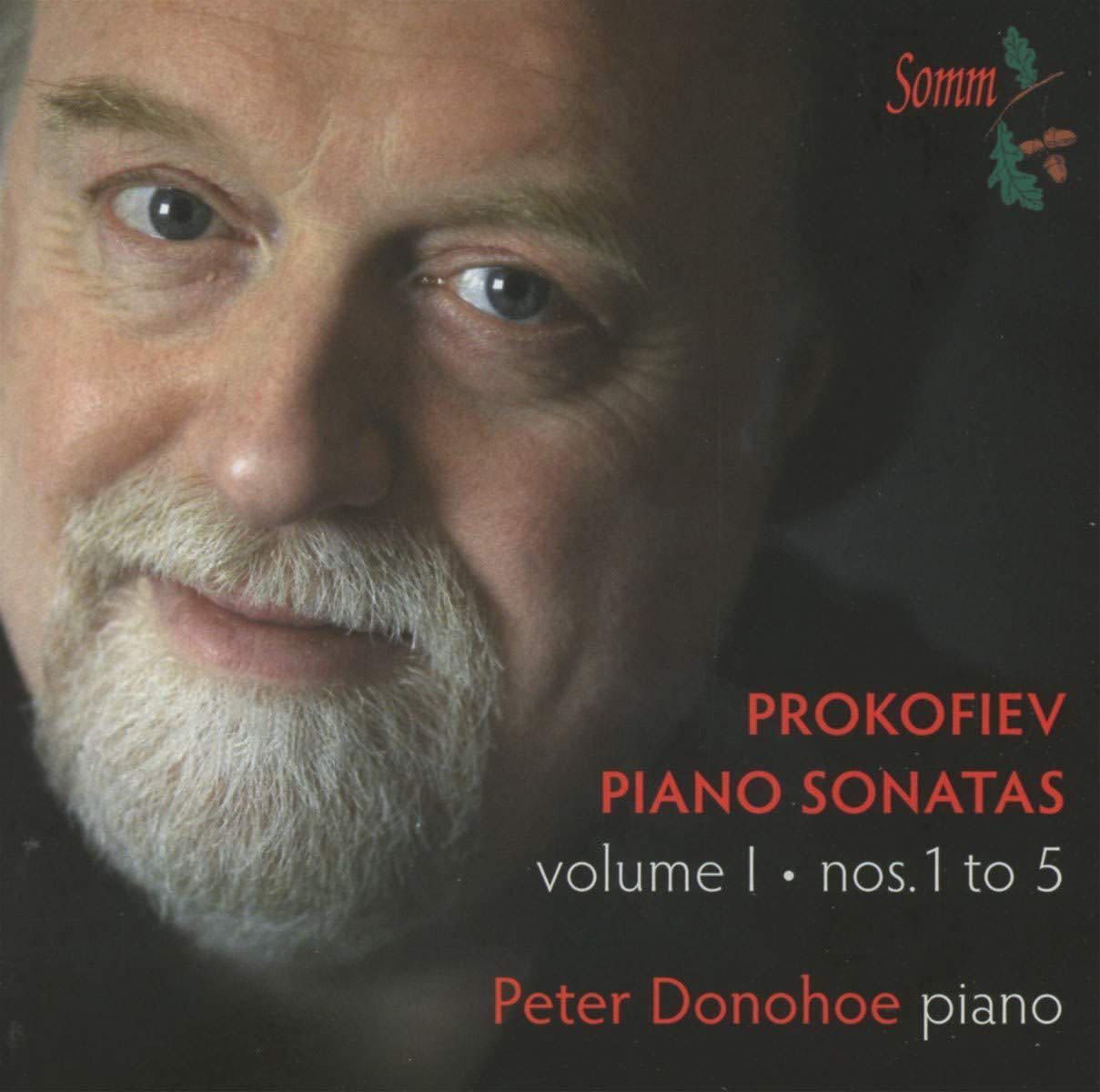 Photo No.1 of Prokofiev: Piano Sonatas Vol. 1