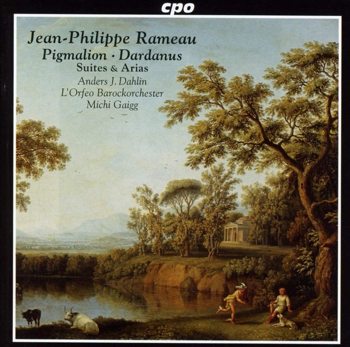 Photo No.1 of Rameau: Suites & Arias from Pigamalion & Dardanus