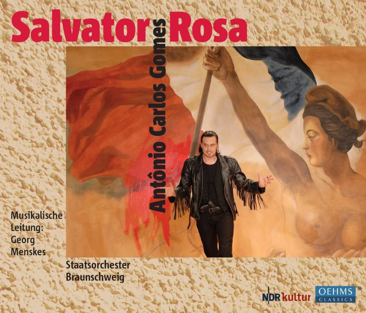 Photo No.1 of Gomes: Salvator Rosa