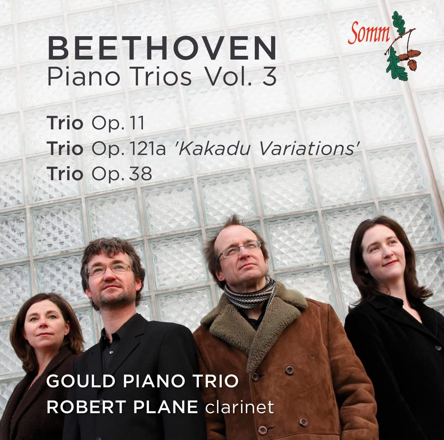 Photo No.1 of Beethoven: Clarinet And Piano Trios Vol. 3
