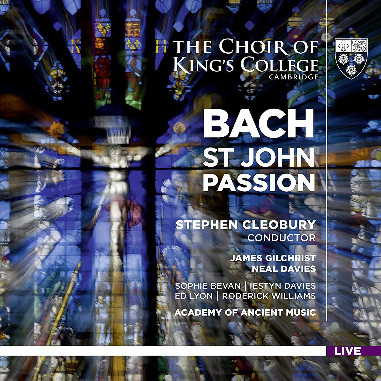 Photo No.1 of J.S. Bach: St John Passion, BWV245