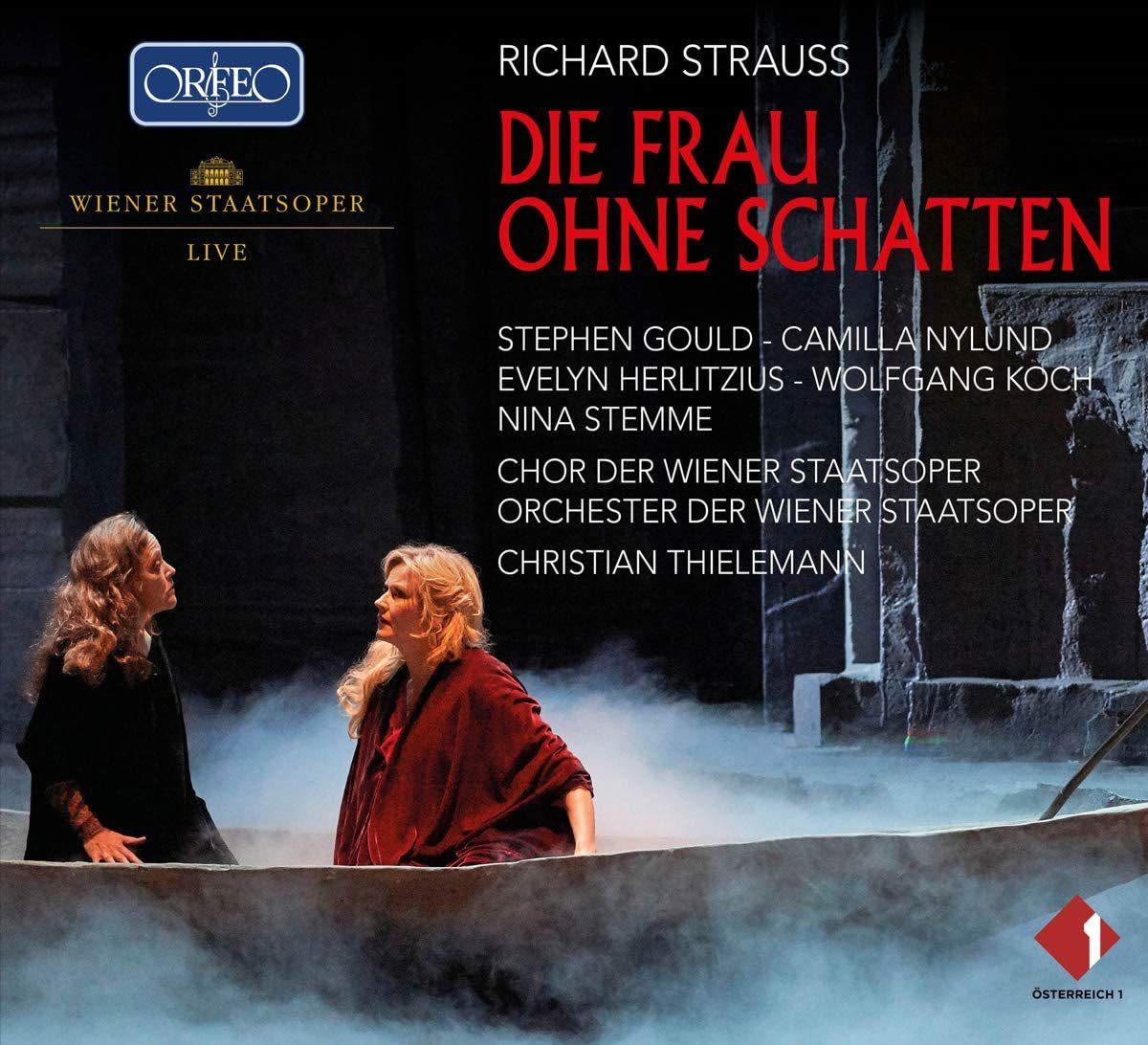 Photo No.1 of Strauss: Die Frau ohne Schatten
