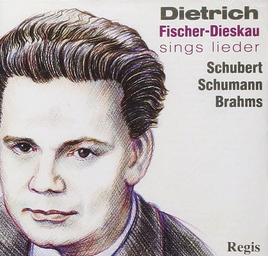 Photo No.1 of Dietrich Fischer-Dieskau Sings Lieder