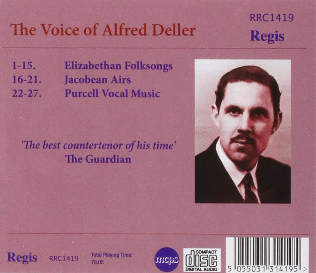 Photo No.2 of The Voice of Alfred Deller