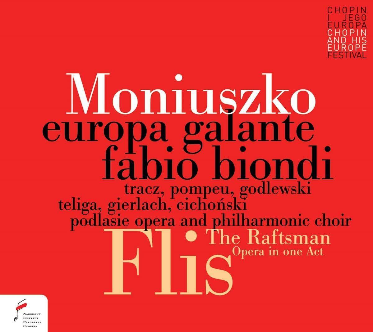 Photo No.1 of Stanislaw Moniuszko: Flis - the Raftsman