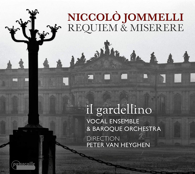 Photo No.1 of Niccolo Jommelli: Requiem & Miserere