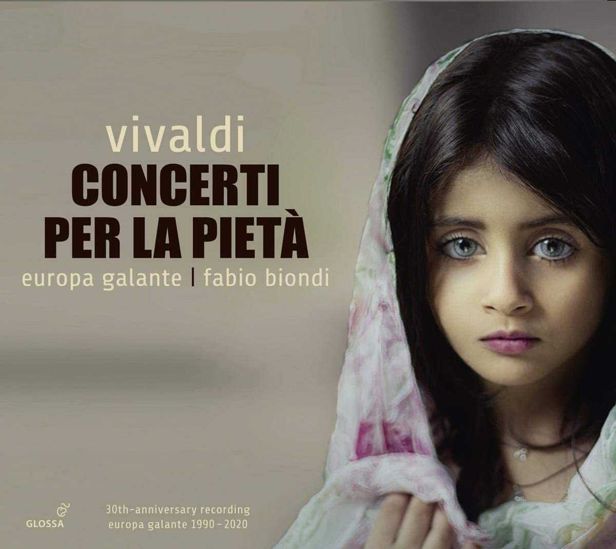 Photo No.1 of Vivaldi: Concerti Per La Pieta