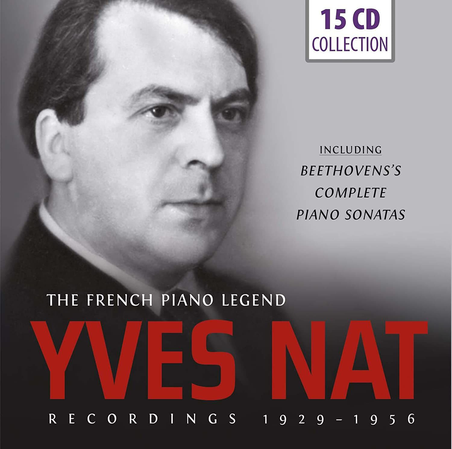 Photo No.1 of Yves Nat - The French Piano Legend