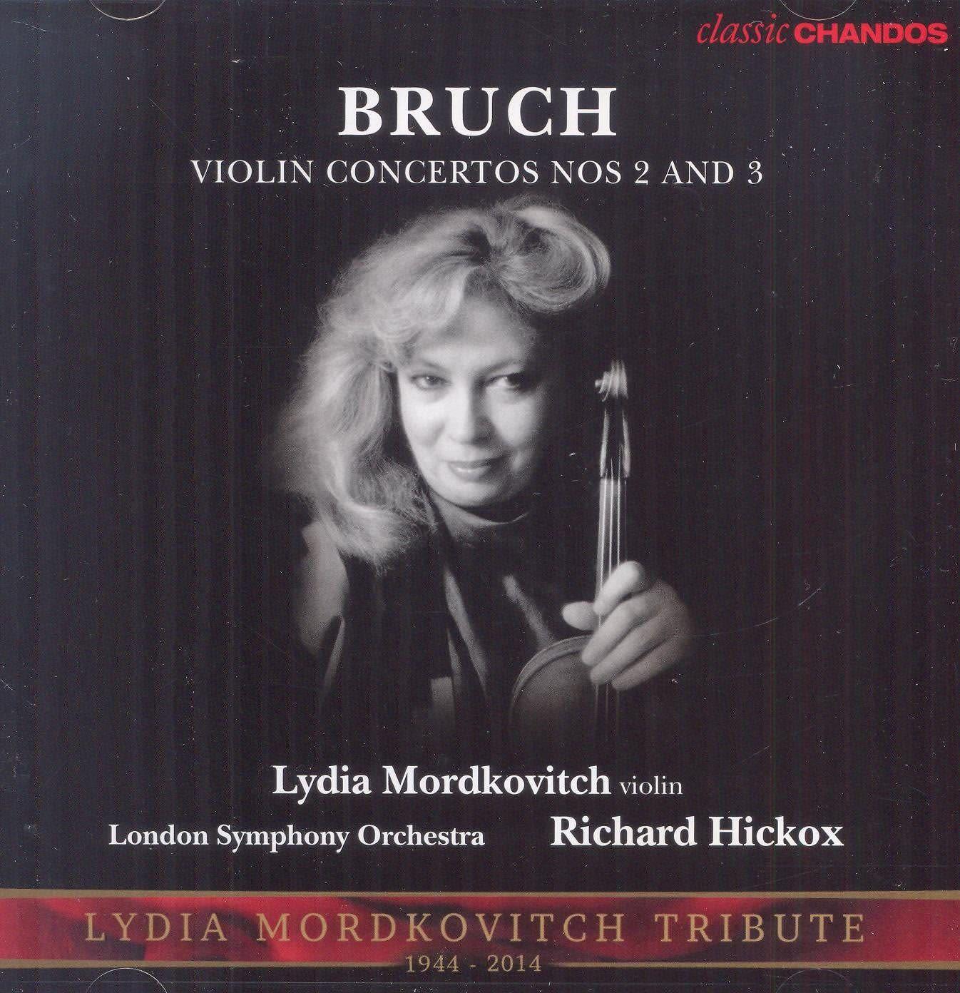 Photo No.1 of Bruch: Violin Concertos Nos. 2 & 3
