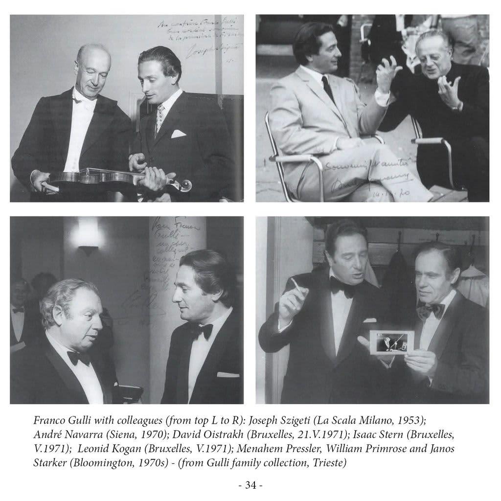 Photo No.3 of Franco Gulli Rediscovered: 1957-1999 Unreleased & Rare Recordings