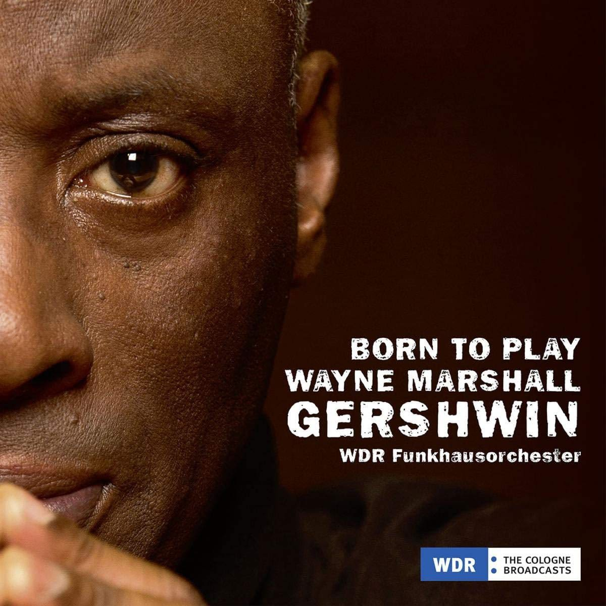 Photo No.1 of Wayne Marshall: Born To Play Gershwin