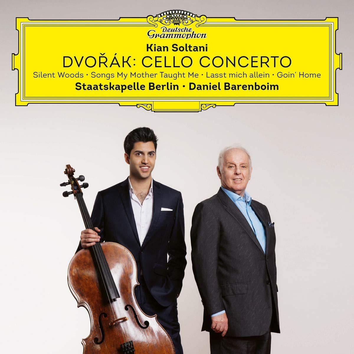Photo No.1 of Dvořák: Cello Concerto