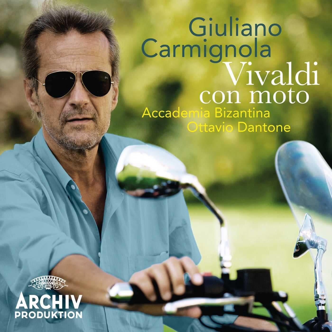 Photo No.1 of Giuliano Carmignola - Violin Concertos