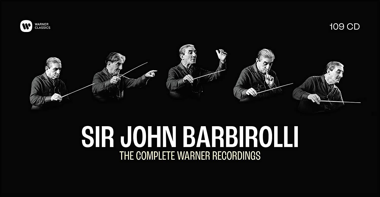 Photo No.2 of Sir John Barbirolli - The Complete Warner Recordings