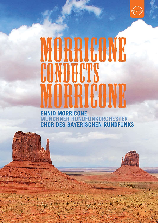 Photo No.1 of Ennio Morricone conducts Morricone