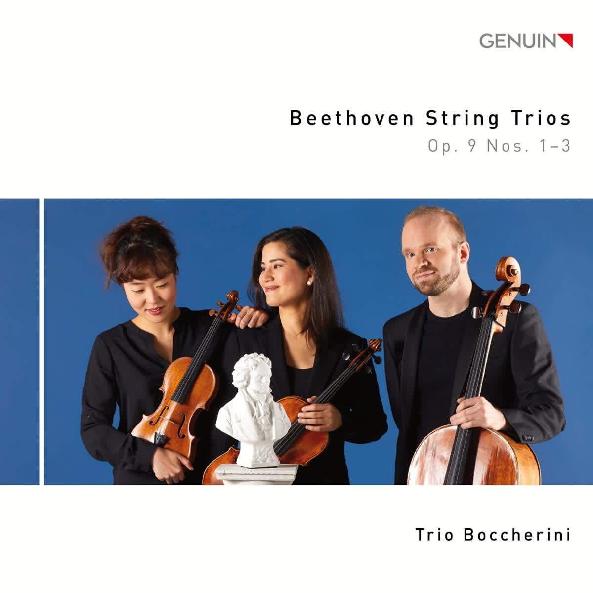 Photo No.1 of Beethoven: String Trios Op. 9 Nos. 1-3