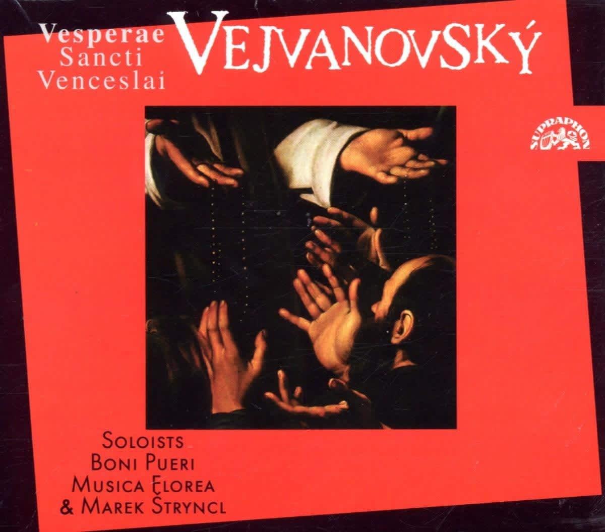 Photo No.1 of Pavel Josef Vejvanovsky: Vesperae Sancti Venceslai