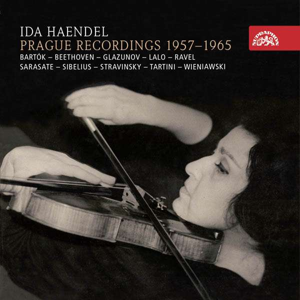 Photo No.1 of Ida Haendel - Prague Recordings 1957-1965