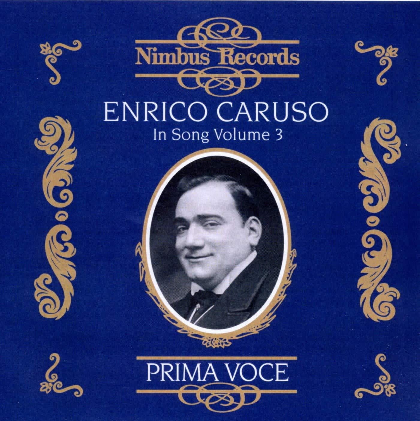 Photo No.1 of Enrico Caruso - In Song, Volume 3