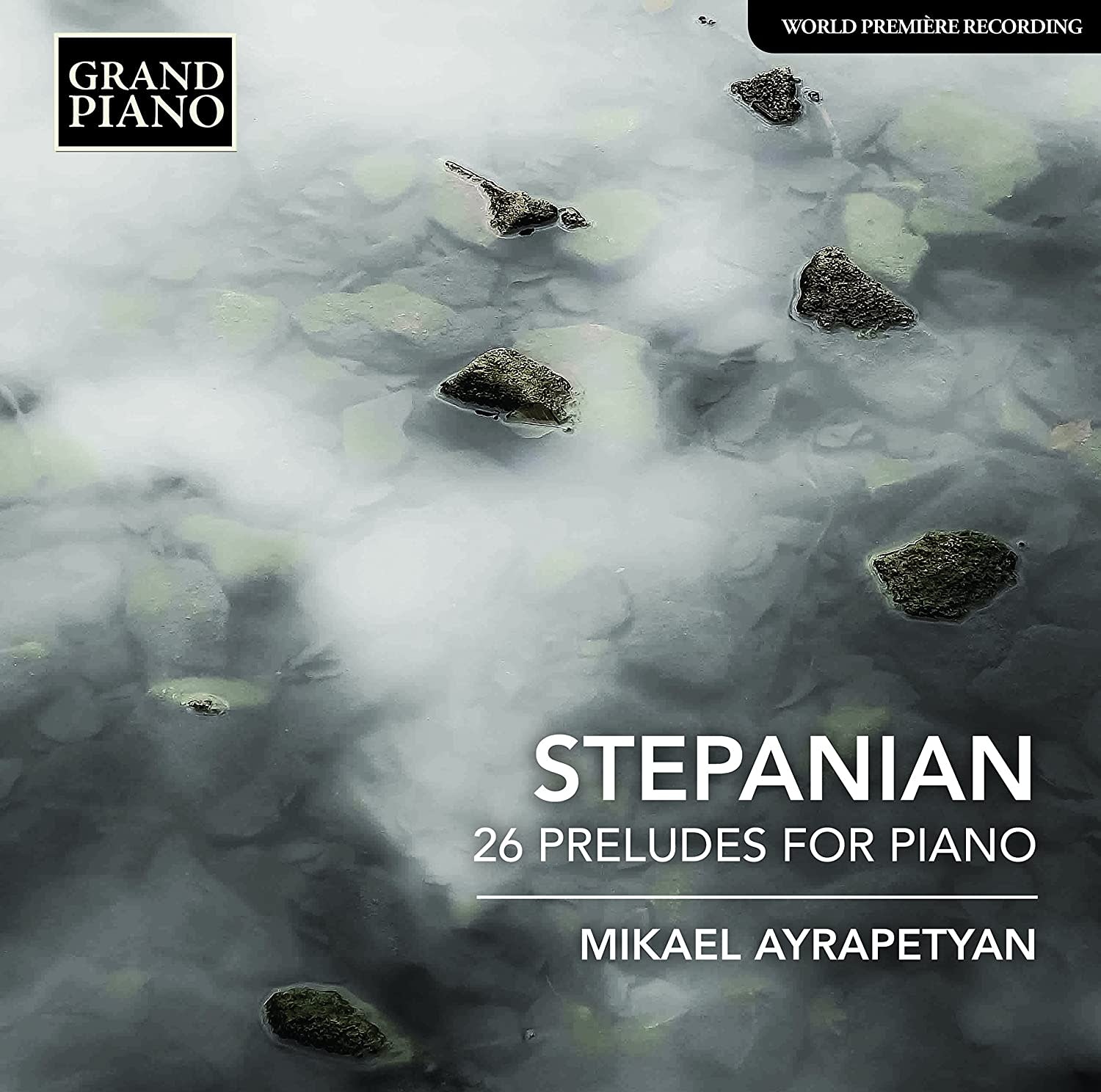 Photo No.1 of Haro Stepanian: 26 Preludes for Piano