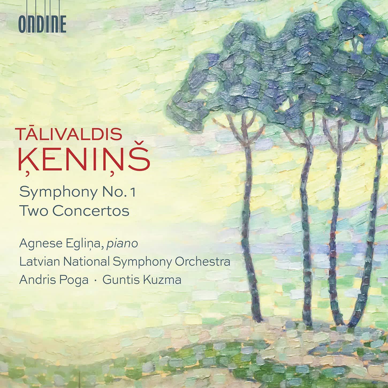 Photo No.1 of Talivaldis Kenins: Symphony No. 1, Two Concertos