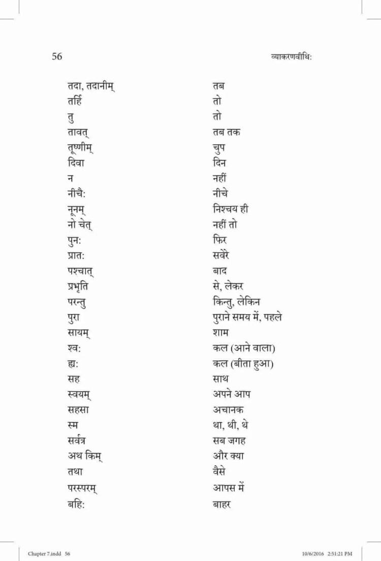 ncert-solutions-class-9-sanskrit-vyakaranavithi-chapter-7-awyaya-3