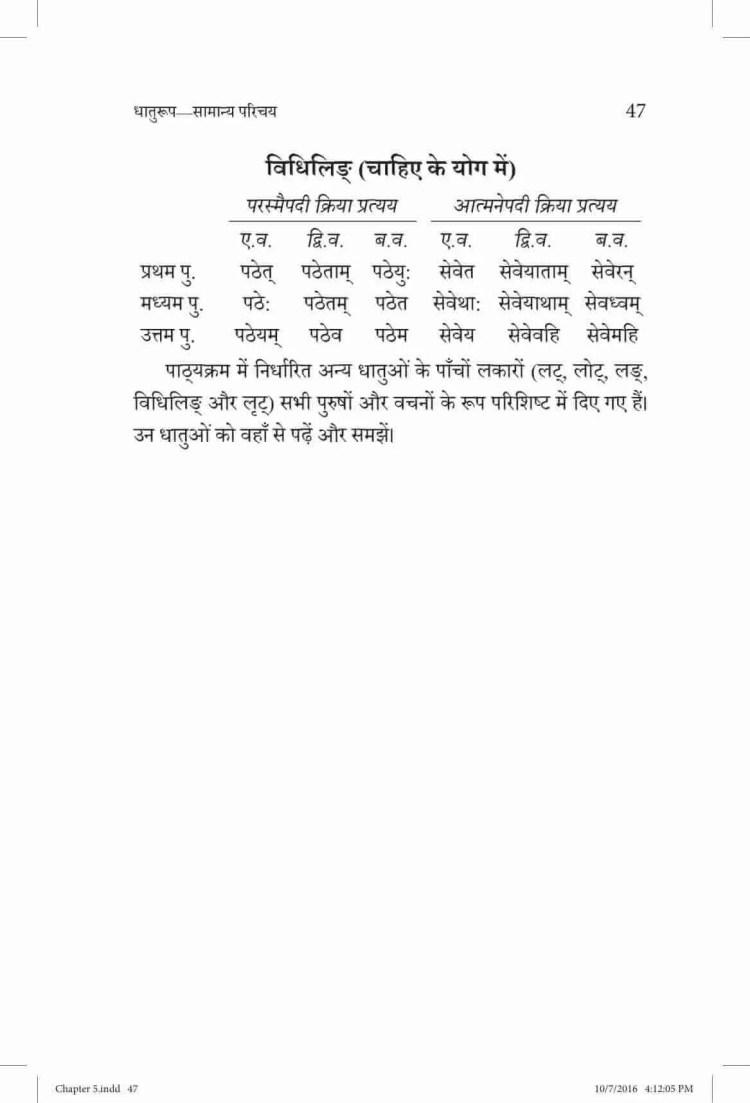 ncert-solutions-class-9-sanskrit-vyakaranavithi-chapter-5-dhaturup-samanya-parichay-7