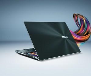 ASUS lanserar ZenBook Pro Duo med revolutionerande ScreenPad Plus 3