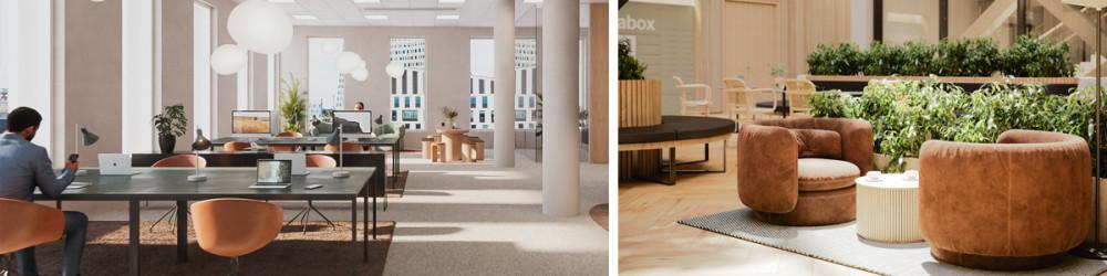 Hyllies största takterrass ska locka till utomhusarbete och skapa välbefinnande 4