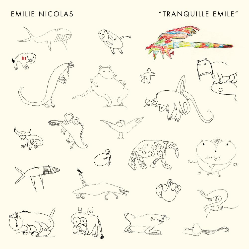 Emilie Nicolas - Tranquille Emile Preorder