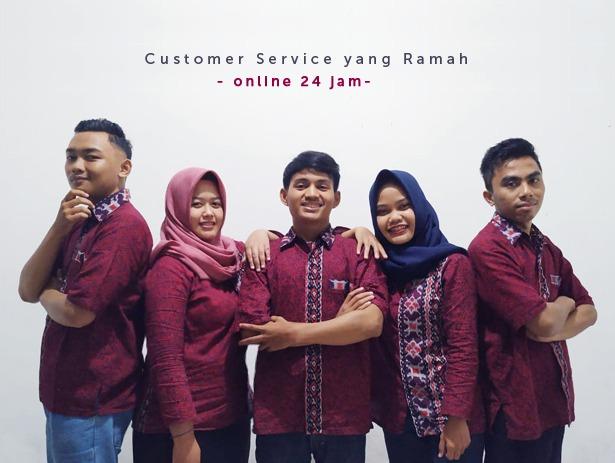Custumer Service Nahwa Travel