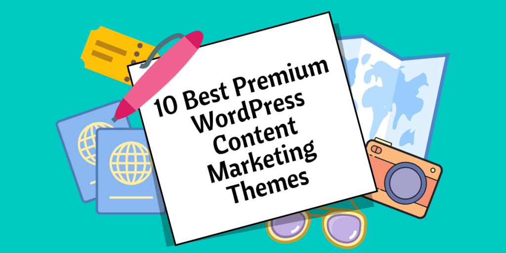 Premium WordPress Content Marketing Themes