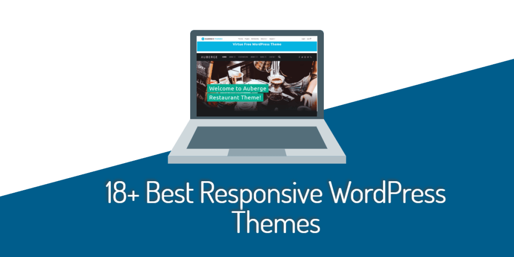 18+ Top Free Responsive WordPress Theme
