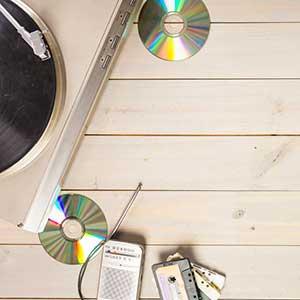 accesorios cd dvd lp