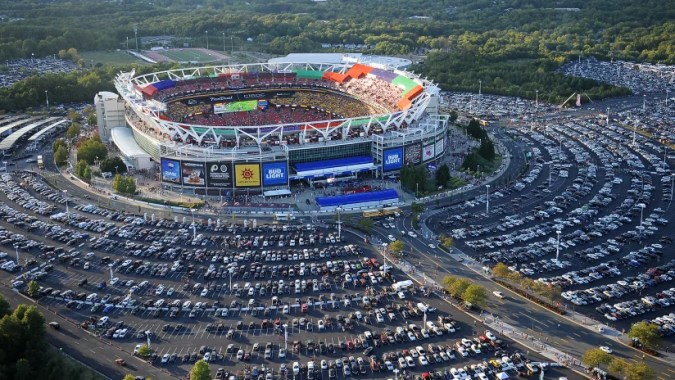 FedExField   Washington Redskins   Redskins com Parking and Directions