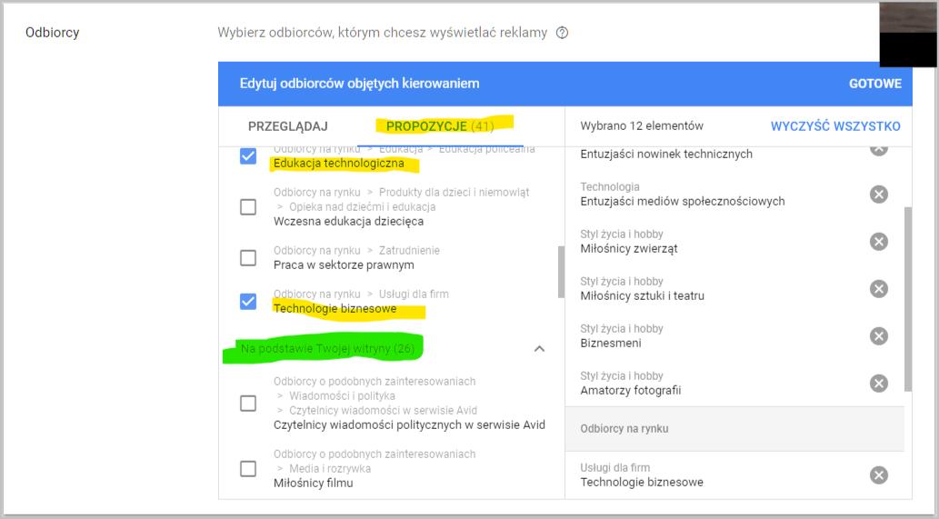 Google Ads czyli zabawa z reklamą i nie tylko