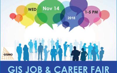 GIS Job Fair at Hunter College (Nov 14): Last Call for Exhibitors!