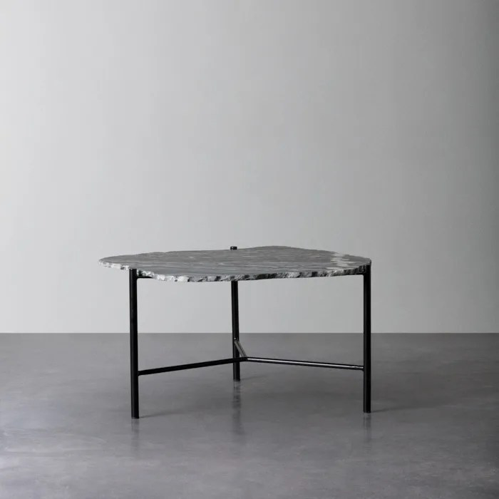 etched stone coffee table for sale