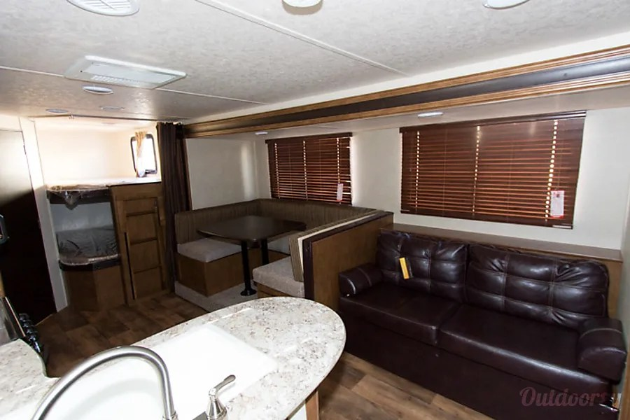 2017 Forest River Wildwood Trailer Rental in Sierra Vista  AZ     2017 Forest River Wildwood Sierra Vista  AZ