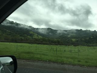 Pacheco Pass view