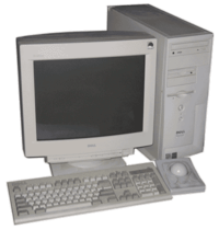 late 1990's vintage dell