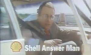 The Shell Answer Man