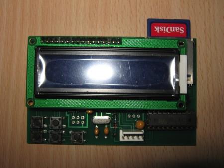 SIO2SD device