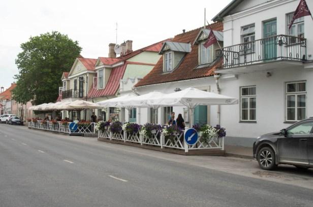 Курессаре. Сааремаа. Эстония