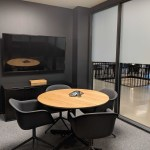 Equipped Small Meeting Room M5 Los Angeles Ca Off Site Peerspace